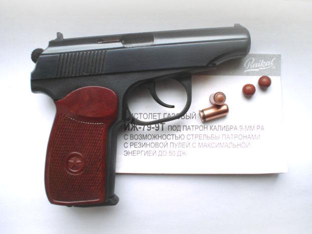 Травматическое оружие в россии рынок